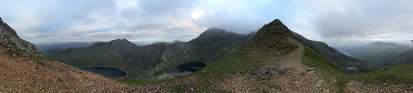 Snowdonia vista